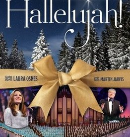 Hallelujah! Mormon Tabernacle Choir DVD