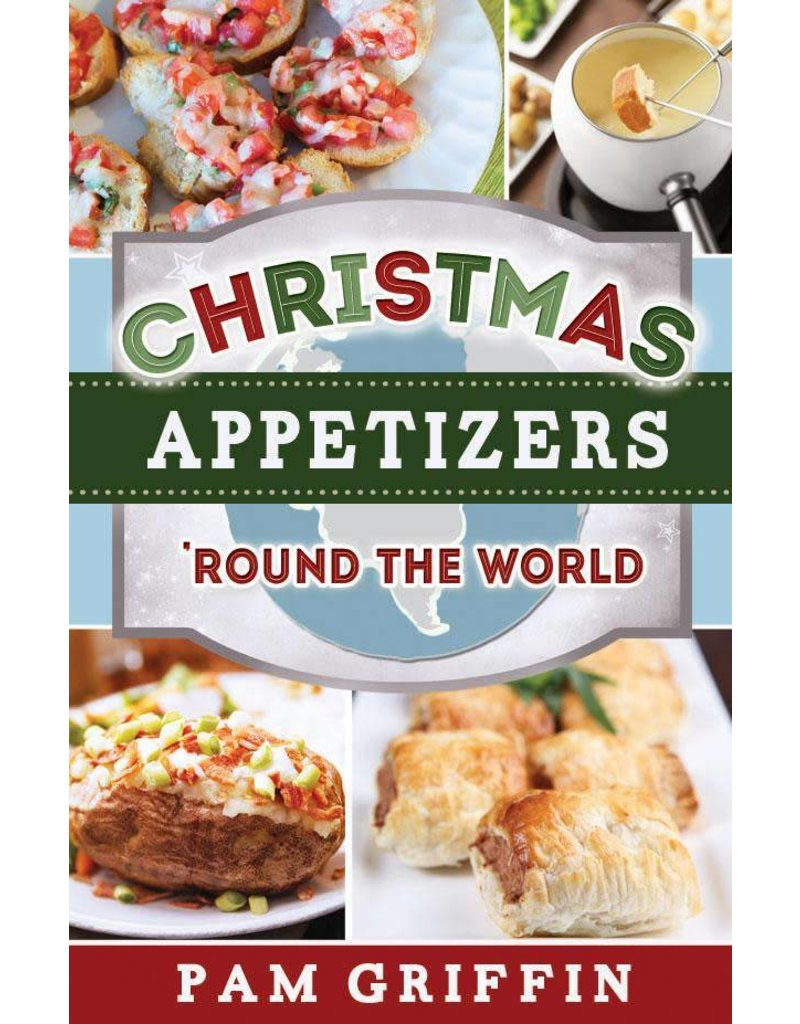 Christmas Appetizers 'round the World- Booklet