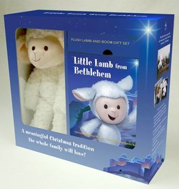 Little Lamb from Bethlehem, Mower (Gift Set)