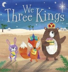 We Three Kings Picture Book