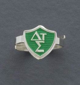 Distribution- Online Adjustable Greek CTR Ring