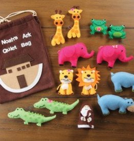 My Noah's Ark 14 Piece Quiet Bag