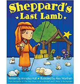 Sheppard's Last Lamb by Annalisa Hall