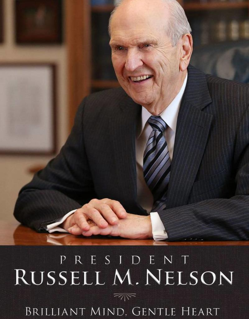 President Russell M. Nelson: Brilliant Mind, Gentle Heart by KSL Television DVD