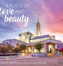 Altus fine art 2019 Lance Bertola Calendar - A Place of Love & Beauty