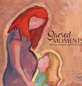 Altus fine art 2019 Abigale Palmer Calendar - Sacred Moments