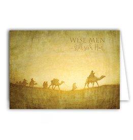 "Joseph Brickey ""Caravan in the Desert"" Christmas Greeting Card Box (20 cards)"