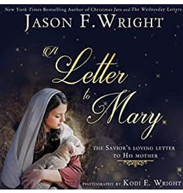 ***SPECIAL PRICE*** SAVE £10  (RRP£14.99) A Letter to Mary by Jason F. Wright