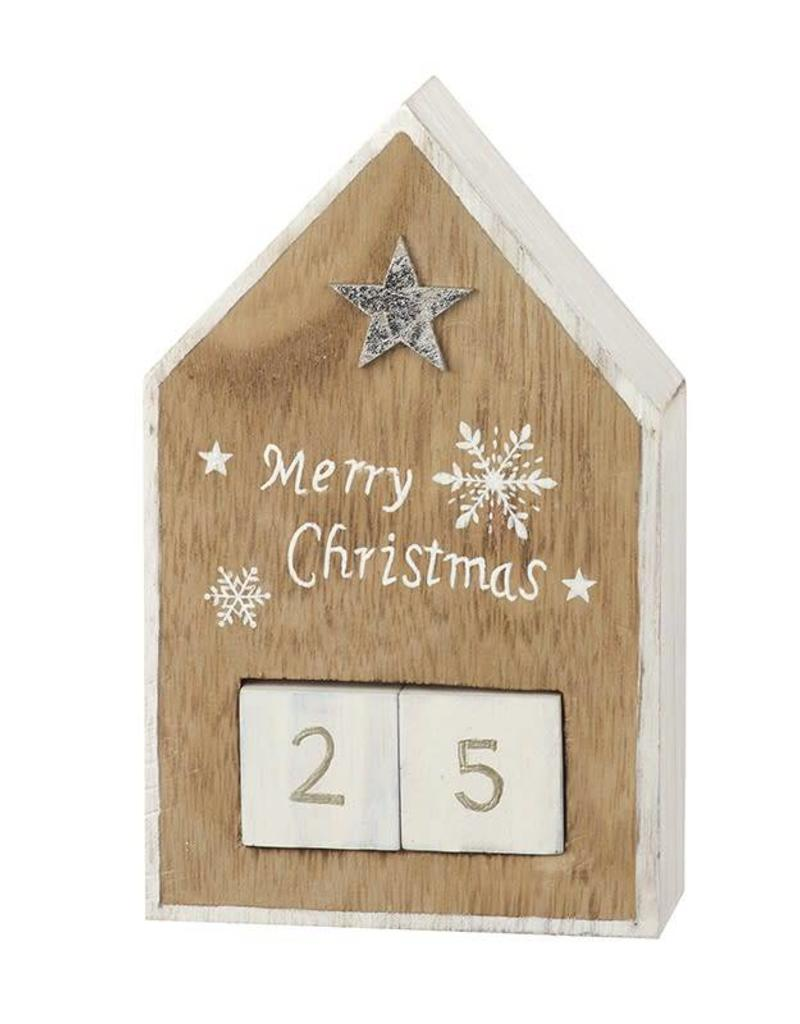 Wooden House Advent