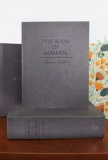 The Book of Mormon, Journal Edition Floral Hardcover by Deseret Book Company