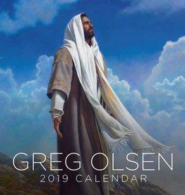 Greg Olsen 2019 Calendar