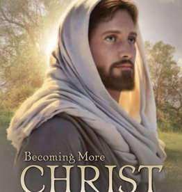 Becoming More Christlike, Brent Top (Audio CD)