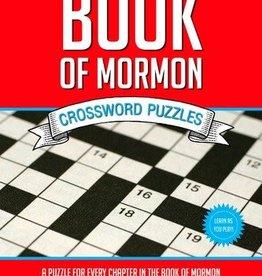 Book of Mormon Crossword Puzzles, Nick and Karen Randall