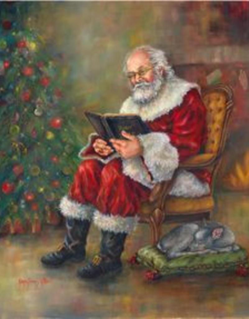 The Reason by Gaye Francis Willard Individual Christmas Card