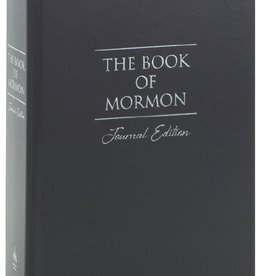 THE BOOK OF MORMON, JOURNAL EDITION (HB)
