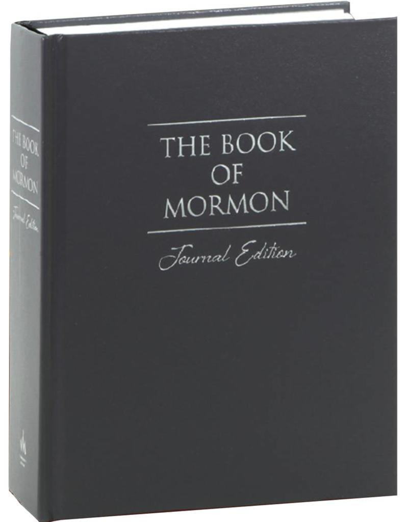 THE BOOK OF MORMON, JOURNAL EDITION Gray (HB)