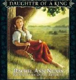 Daughter of a King Board Book, Rachel Nunes and David Lindsley-A touching board book for children of all ages