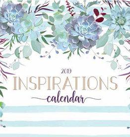 Inspirations calendar 2019