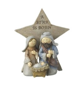 NATIVITY DECORATION A STAR IS BORN