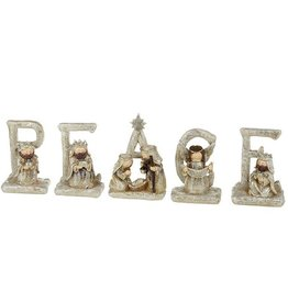 NATIVITY PEACE LETTERS