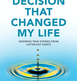 The Decision that Changed My Life, Ganel-Lyn Condie