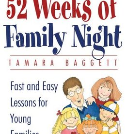 52 Weeks of Family Night