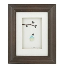 enesco Happy Place Wall Art 8x10