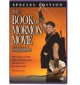 Hale Stone The Book of Mormon Movie, Vol. 1: The Journey (PG) DVD