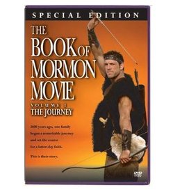The Book of Mormon Movie, Vol. 1: The Journey (PG) DVD