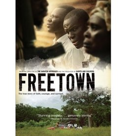 Freetown (PG-13) DVD (Spanish, French, Portuguese Subtitled)