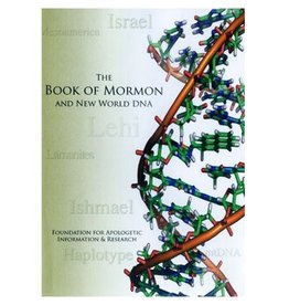 The Book of Mormon and  new World DNA. DVD
