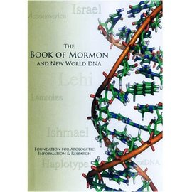 Deseret Book Company (DB) The Book of Mormon and  new World DNA. DVD