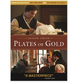 Joseph Smith - Plates of Gold (PG) DVD