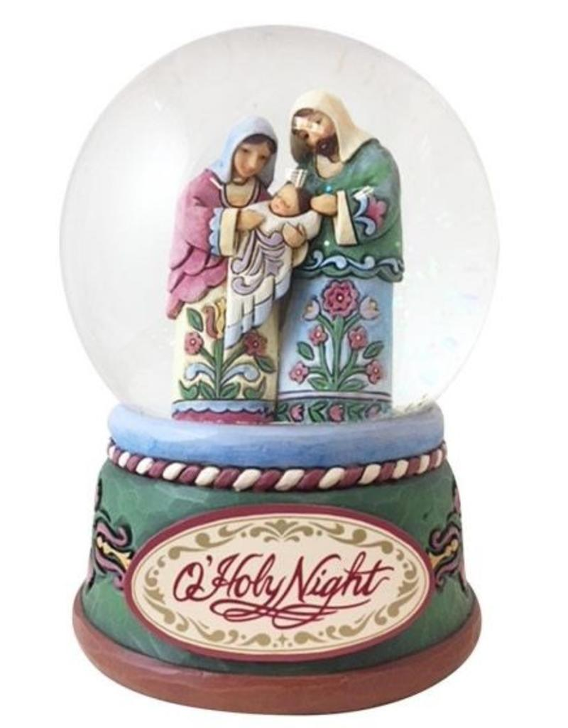 enesco Jim Shaw Praise The Newborn Savior