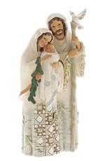 enesco Jim Shore Pure & Perfect Love Nativity