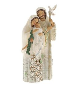 enesco Jim Shore Pure & Perfect Love Nativity