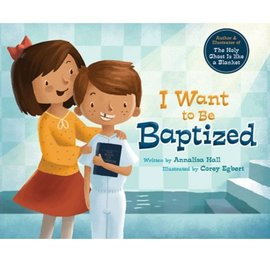 Cedar Fort Publishing I want to be Baptized/Baptised