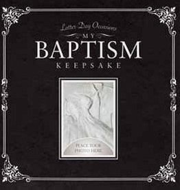 My Baptism Keepsake, By Sara Staker