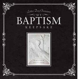 Covenant Communications My Baptism Keepsake, By Sara Staker