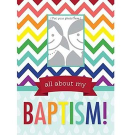 Covenant Communications All about my Baptism. RAINBOW BAPTISM JOURNAL