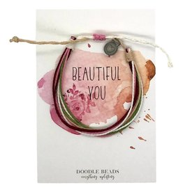 Beautiful you Thread Bracelet