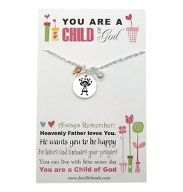 I am a Child of God Necklace