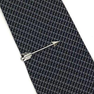 Aim High Tie Bar Silver
