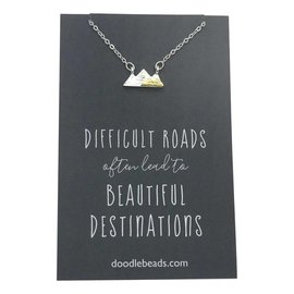 Beautiful Destinations Necklace
