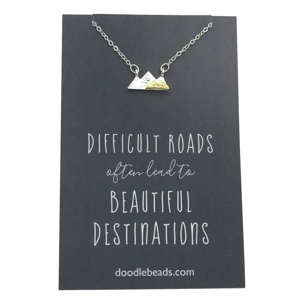 Beautiful Destinations Necklace
