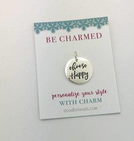 Be Charmed Choose Happy Charm