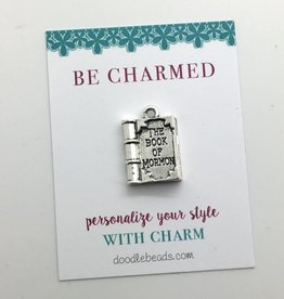 BE Charmed Book of Mormon Charm