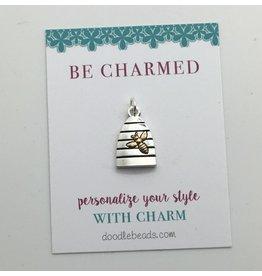 Be Charmed Beehive Charm