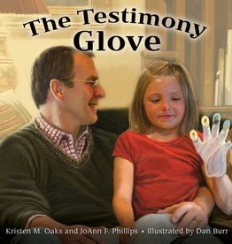 The Testimony Glove. By Oaks, Phillips & Burr