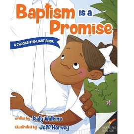 Cedar Fort Publishing Baptism is a Promise book